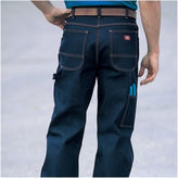 Dickies Relaxed-Fit Straight-Leg Carpenter Jeans