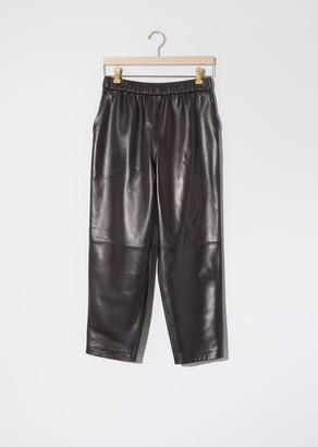 Dusan Pijama Leather Pants