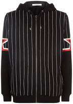 Givenchy Cuban Star Zipped Sweatshirt