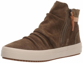 Sperry Womens Crest Lug Zone Suede Boots