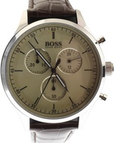 HUGO BOSS Companion Watch Brown