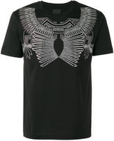 Les Hommes studded T-shirt - men - Cotton - S