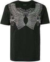 Les Hommes studded T-shirt - men - Cotton - S