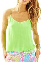 Lilly Pulitzer Dusk Racer-Back Tank-Top