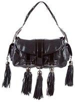 Thomas Wylde Tassel-Embellished Shoulder Bag