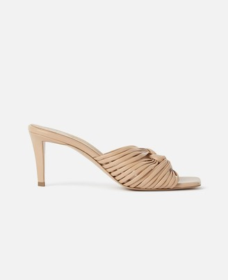 Stella McCartney Beige Mules, Women's