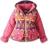 Desigual Girls' Coat Nopalito, Sizes 5-14