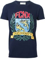 Faith Connexion FCNX University print T-shirt
