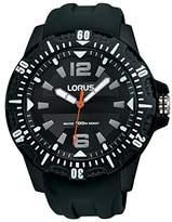 Lorus Watches RRX05EX9 Men's Watch Sports Analogue Quartz Rubber
