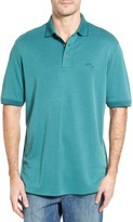 Tommy Bahama Men's 'Little Zig Zag' Short Sleeve Polo