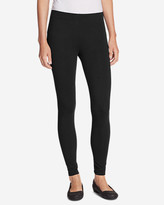 Eddie Bauer Women's Full-Length Wide Waistband Leggings