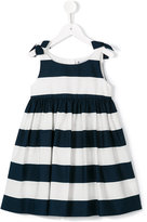 Dolce & Gabbana striped dress - kids - Cotton - 6 yrs