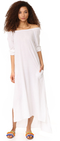 9seed Galilee Off Shoulder Maxi Dress