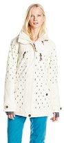 Billabong Junior's Callahan Printed Snow Jacket