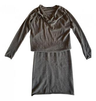 Donna Karan Anthracite Cashmere Dresses
