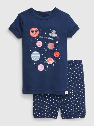 Gap babyGap Outer Space PJ Set