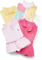 Polo Ralph Lauren Dress & Bloomer Set