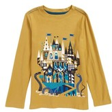 Tea Collection Toddler Boy's Castle Graphic T-Shirt