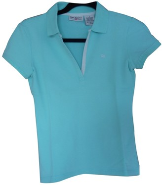 Polo Ralph Lauren Green Cotton Top for Women