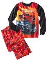 Hot Wheels Boys 2-Piece Pajama Set - Red