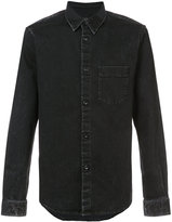 A.P.C. Victor denim overshirt - men - Cotton/Polyurethane - S