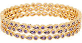 Melinda Maria Set of Three Bangle Bracelets- Taylor