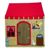 The Well Appointed House BARGAIN BASEMENT ITEM: The Barn Playhouse-Available in Two Different Sizes