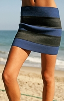 5 Band Mini Skirt