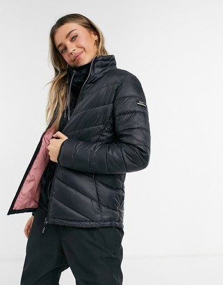 Roxy Sunset ski jacket in black