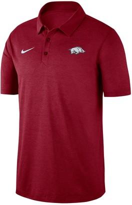 Nike Men's Arkansas Razorbacks Dri-FIT Polo