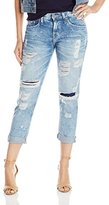 Big Star Women's Billie Slouchy Skinny Crop Jean