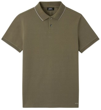 A.P.C. Max Cotton Polo Shirt