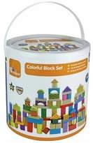 Kids Preferred Windsor - 100pcs Colorful Block Set