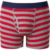 Uniqlo Men's Supima(R) Cotton Striped Boxer Briefs