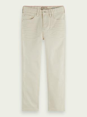 Scotch & Soda Loose fit cotton pants | Boys