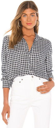 Frank And Eileen Long Sleeve Button Down Top