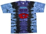 Liquid Blue Men's Rush Pentagram T-Shirt