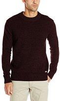 Dickies Men's Solid Jersey Crew Sweater