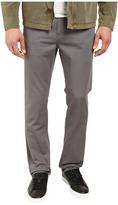 Perry Ellis Slim Fit Five-Pocket Twill Pants