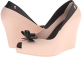 Melissa Shoes Queen Wedge