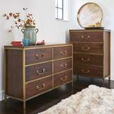 Pier 1 Imports Cooper Pecan Brown Dresser U0026 Chest Bedroom Set
