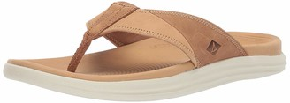 Sperry Mens Regatta Thong (hanging) Sandals