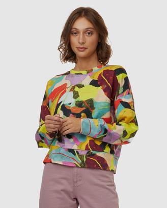 gorman Broad Leaf Sweater