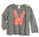 Infant Girl's Tucker + Tate Fuzzy Sweater