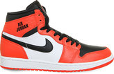 Nike Jordan 1 Retro Leather Trainers