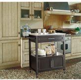 Linon Barbara Classic Mobile Kitchen Cart