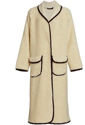 Free People Irresistable Teddy Faux Fur Cardigan