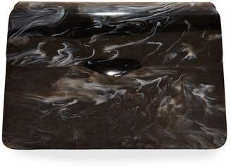 Edie Parker Wonderstone Acrylic Shoulder Bag