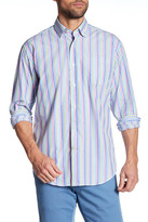 Robert Talbott Anderson Striped Classic Fit Sport Shirt