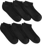 JCPenney Xersion 6-pk. Real Heel Low-Cut Socks